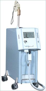 Sauerstoff-Konzentrator Oxicur 5000 ION